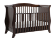 Babystyle Hollie Sleigh Bed L4