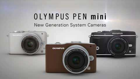 Olympus PEN mini Camera E PM1