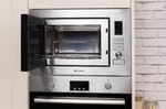 Hotpoint F082009 MWH 222.1 X Microwave 201504 Open Turned Off
