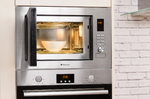 Hotpoint F082009 MWH 222.1 X Microwave 201504 Open