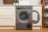Hotpoint F085964 TCFS 83 BGG Tumble Dryer 201508 Open