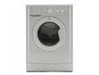 Indesit Washer Dryer IWDC6125 White L2