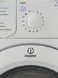 Indesit Washer Dryer IWDC6125 White L5