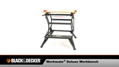 Black and Decker Workmate Deluxe Workbench